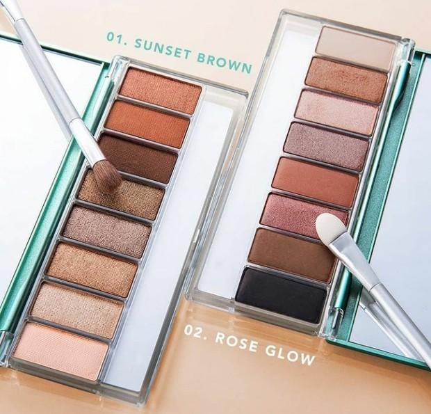 5 Rekomendasi Eyeshadow Palette Lokal untuk Natural Look