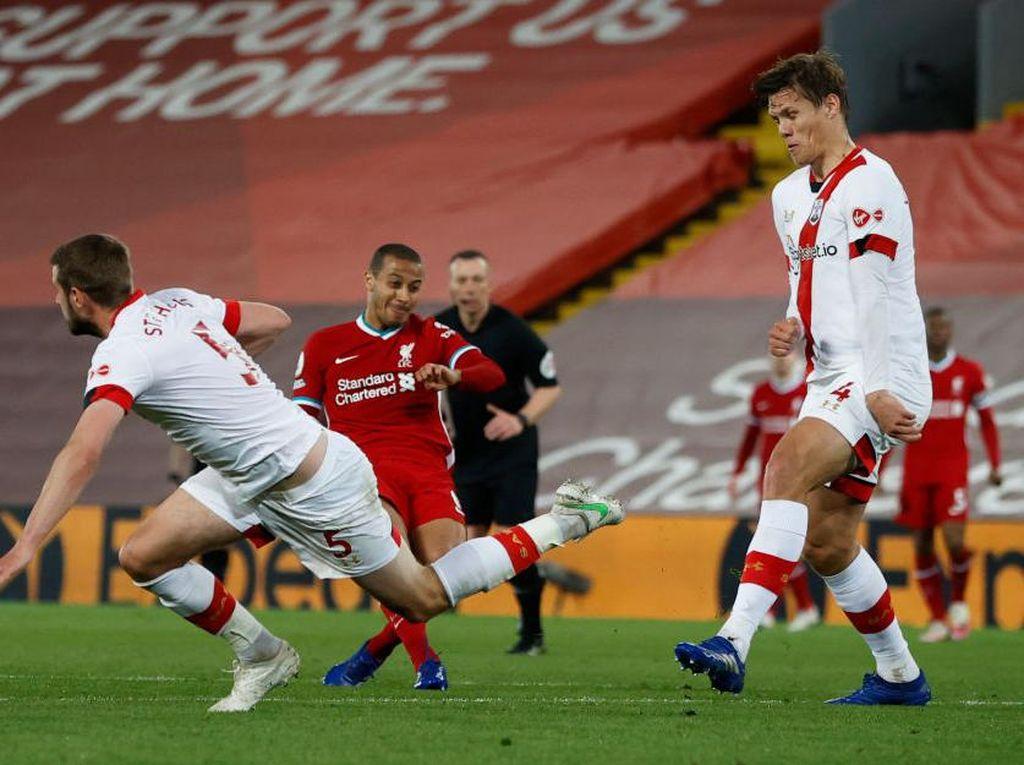 Liverpool Vs Southampton: The Reds Menang 2-0