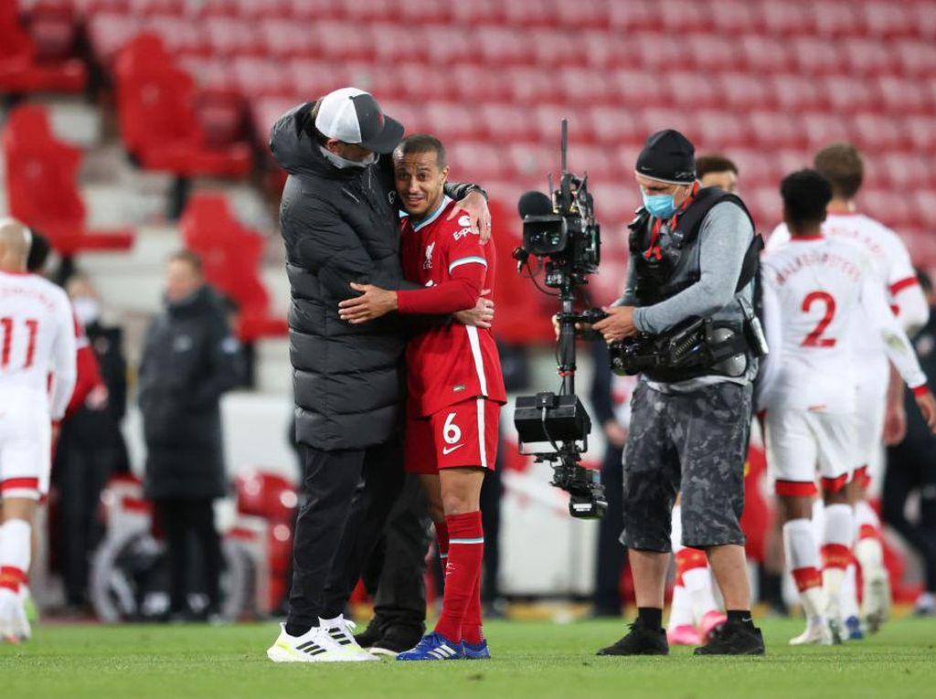 Liverpool Vs Southampton: Kemenangan Krusial untuk Si Merah