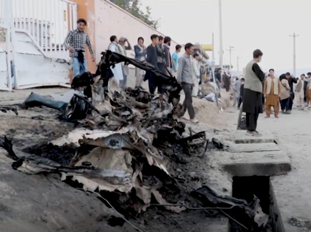30 Orang Tewas Akibat Ledakan di Kabul Afghanistan