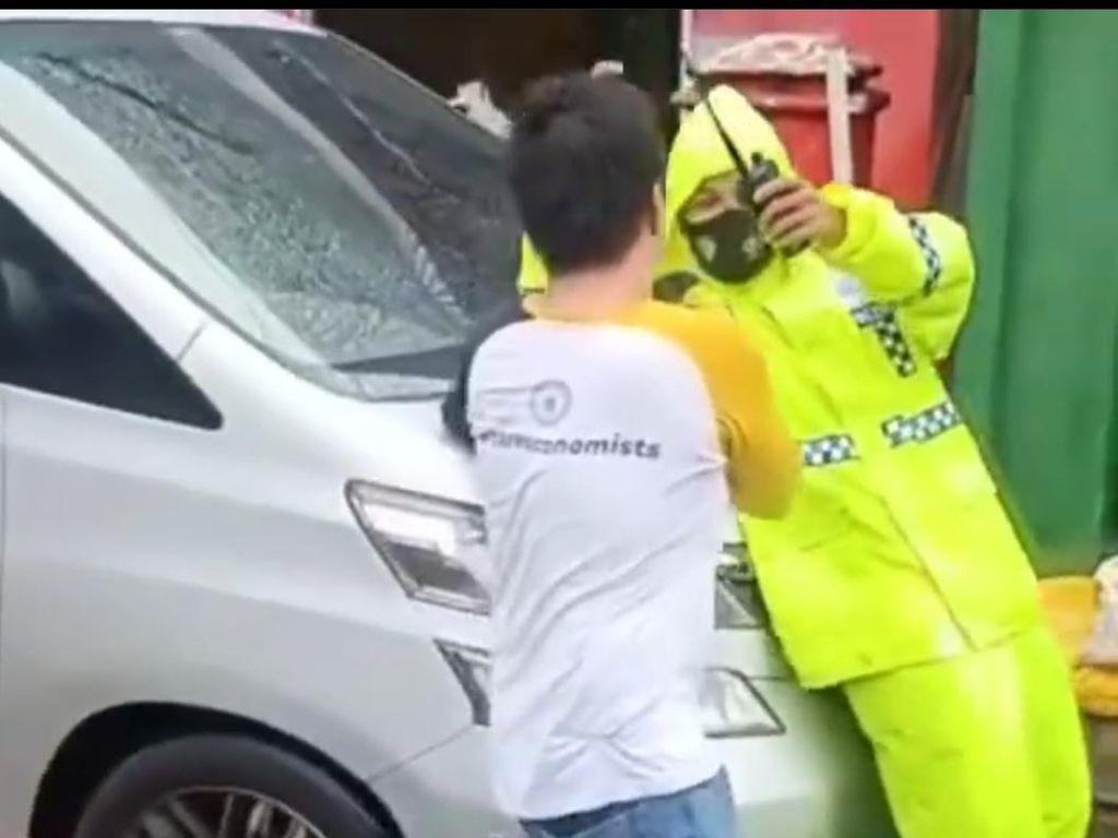 Kasus Anggota DPRD Malut Tabrak Polantas Ditangani Polda, Terancam Pidana