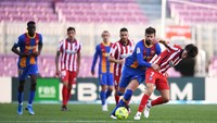 Pique Masih Optimistis Barcelona Juara