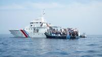 Kena Deh! Pemudik Pake Service Boat Diminta Putar Balik ke Jakarta