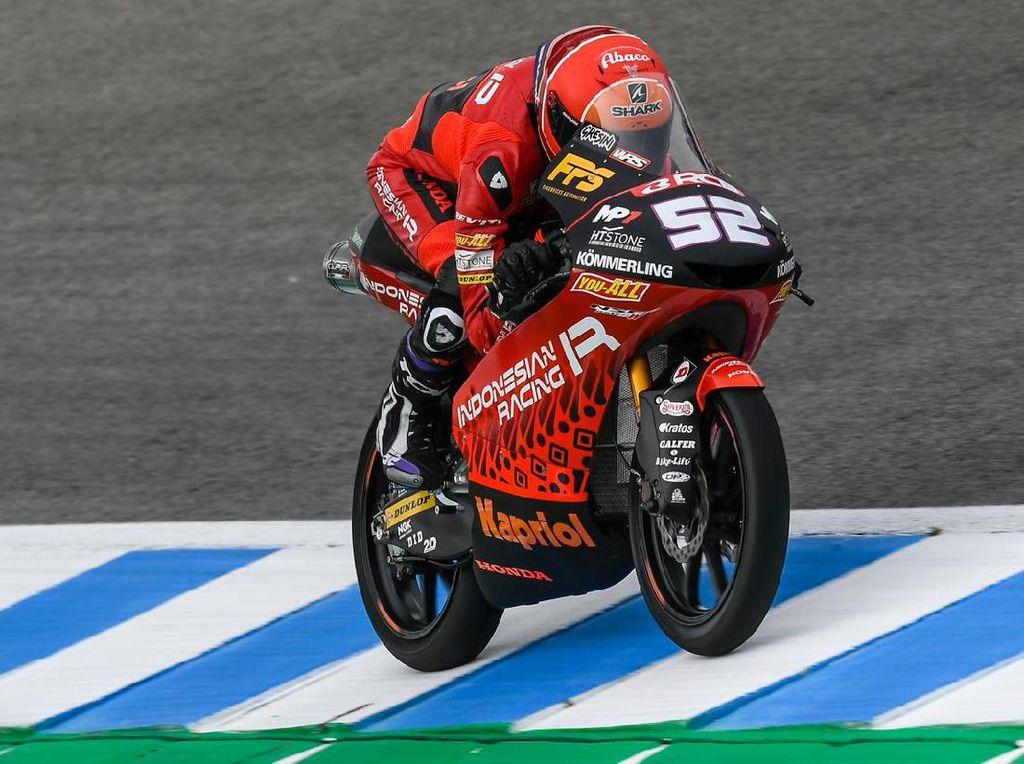 Awal Musim yang Mengejutkan untuk Tim Indonesia di Moto2 dan Moto3