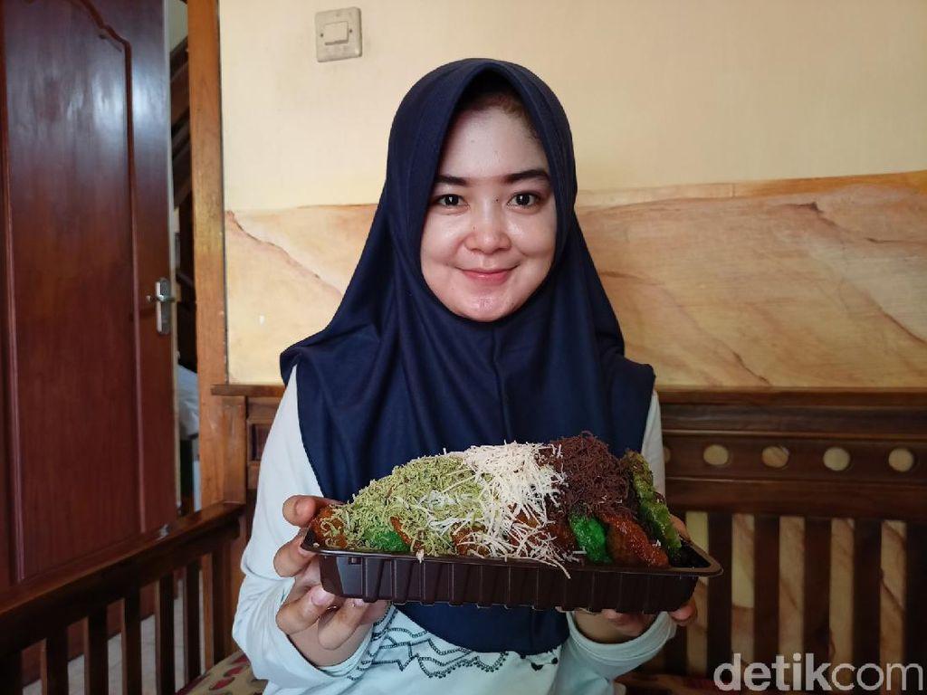 Wow! Bisnis Kue Cucur di Ponorogo Ini Begitu Manis, Omzet Sebulan Rp 30 Juta