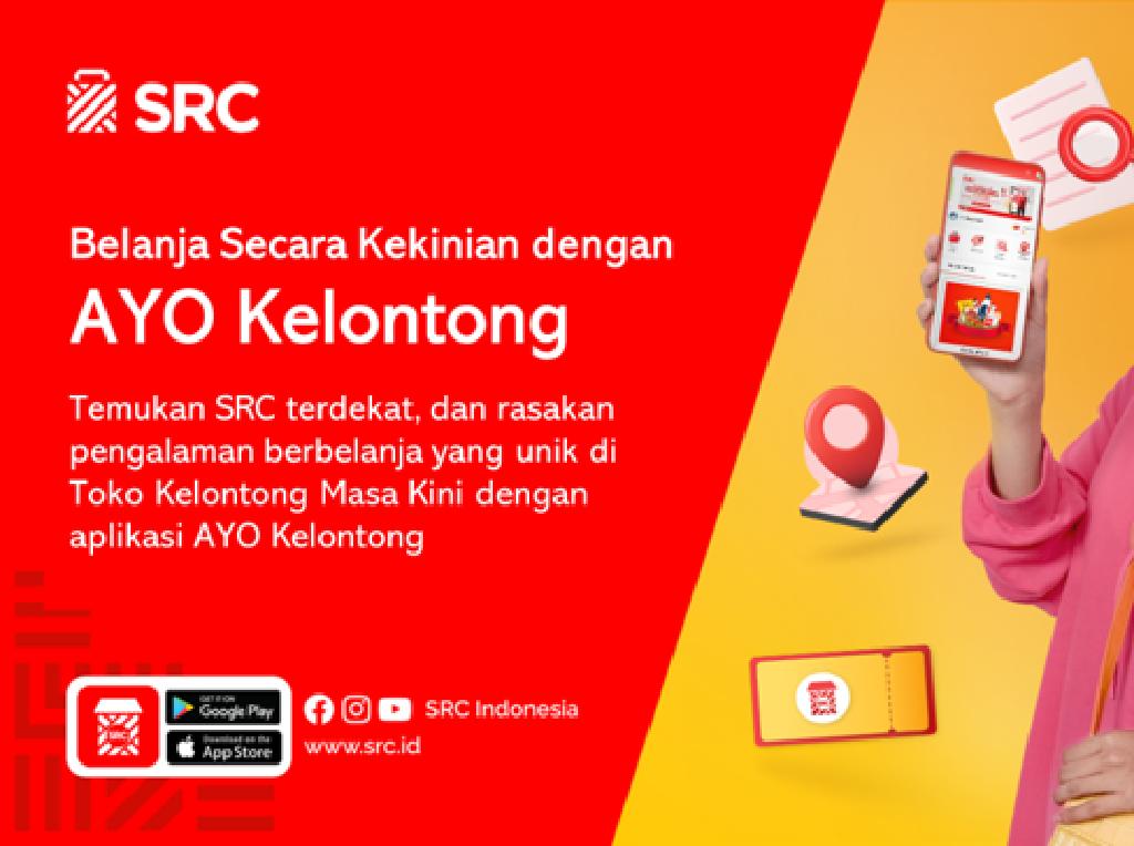 Belanja di Toko Kelontong SRC Bisa Dapat Samsung Smart TV? Ini Caranya
