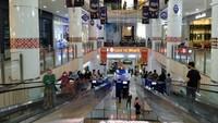 Mal Mulai Diserbu Masyarakat, Toko-toko Sebar Diskon