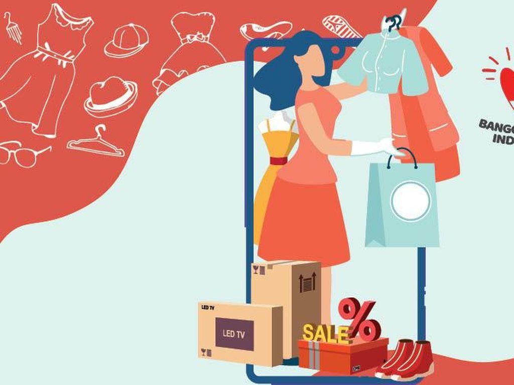 Survei: Shopee Sumbang Omzet Terbesar untuk UMKM Selama Pandemi