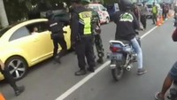 Begini Kondisi Polisi yang Ditabrak Mobil Penerobos Penyekatan di Klaten