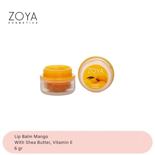 Zoya Lip Balm Mango