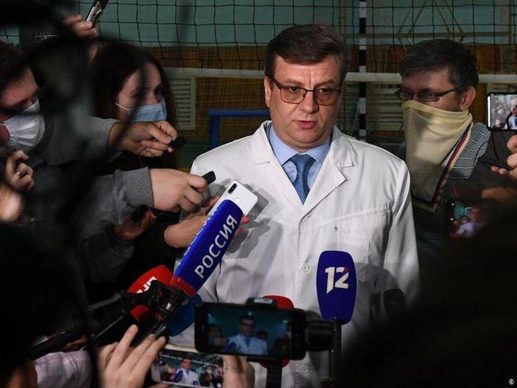 Dokter yang Merawat Alexei Navalny Dilaporkan Hilang