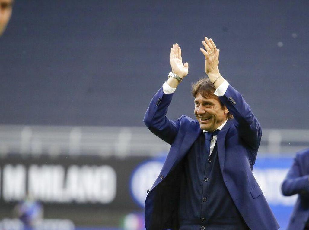Antonio Conte yang Terbaik di Serie A, Ini Buktinya