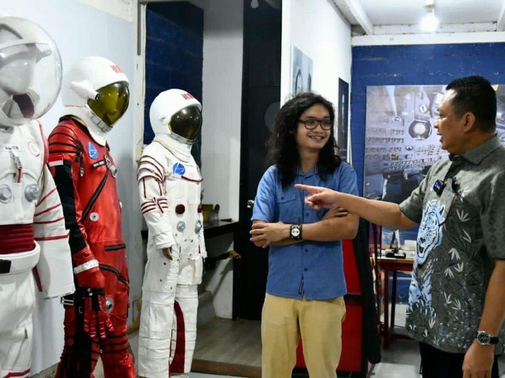 Dukung Film Antariksa, Bamsoet Harap Mimpi RI Punya Astronaut Terwujud