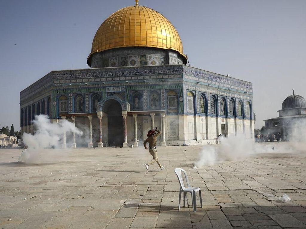 Palestina Hari Ini: Gempuran Israel hingga Puluhan Warga Tewas