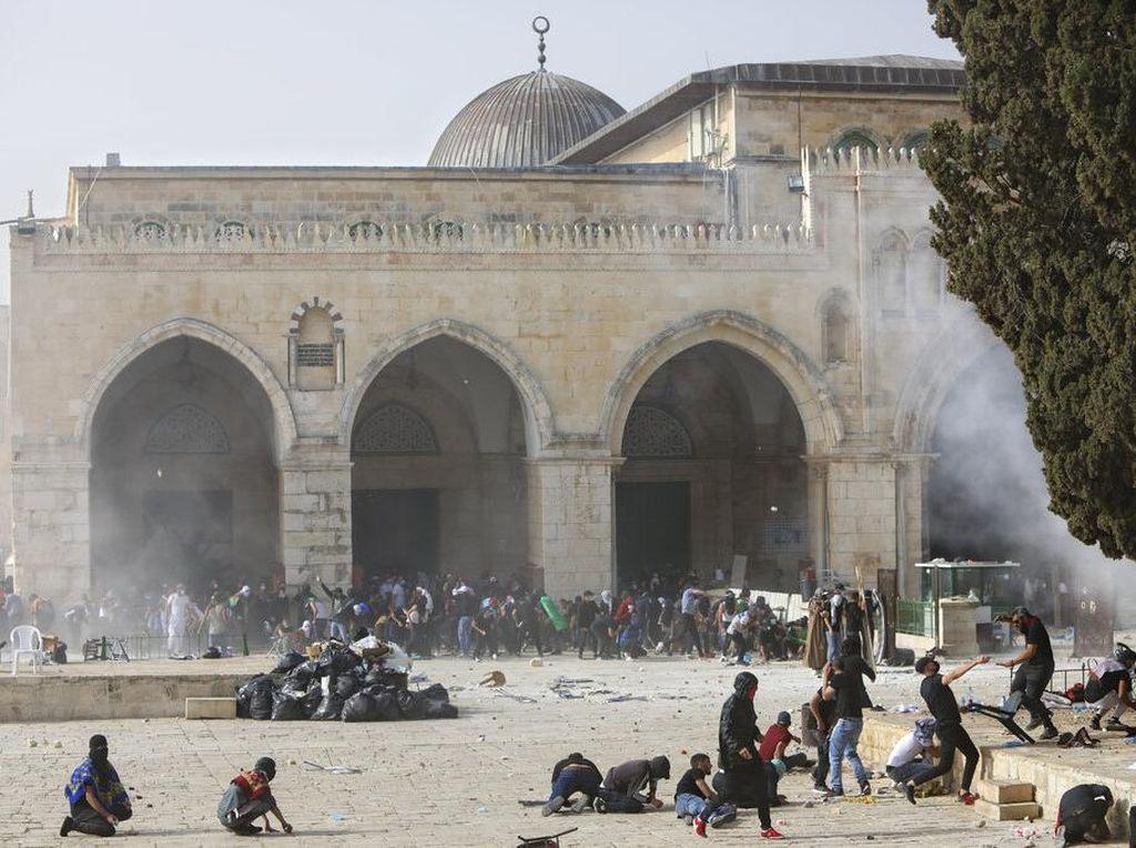 Doa untuk Palestina dan Kecaman ke Israel Terus Bergema di Medsos