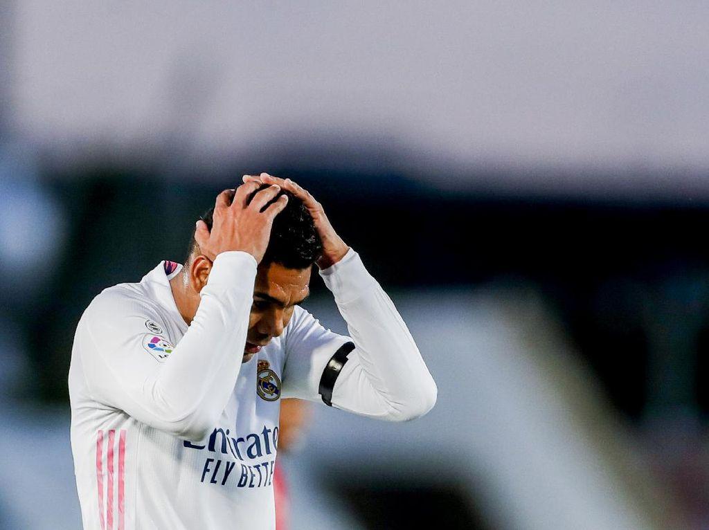 Madrid Vs Sevilla: Gol Hoki Selamatkan El Real dari Kekalahan