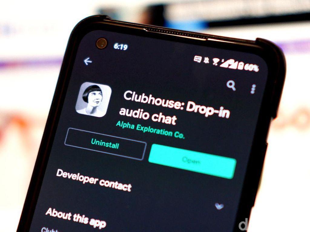 Aplikasi Clubhouse Akhirnya Muncul di Android