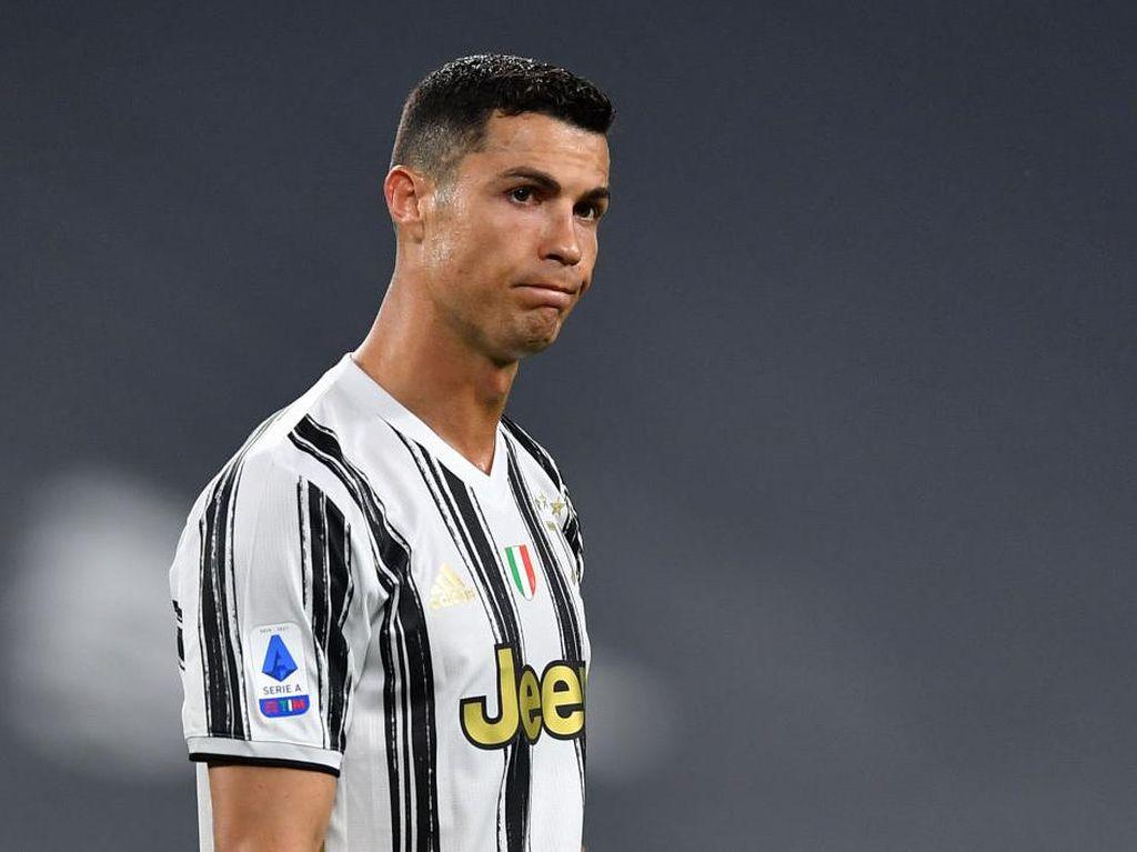 Cristiano Ronaldo Sudah Siap Turun Kasta ke Liga Europa?