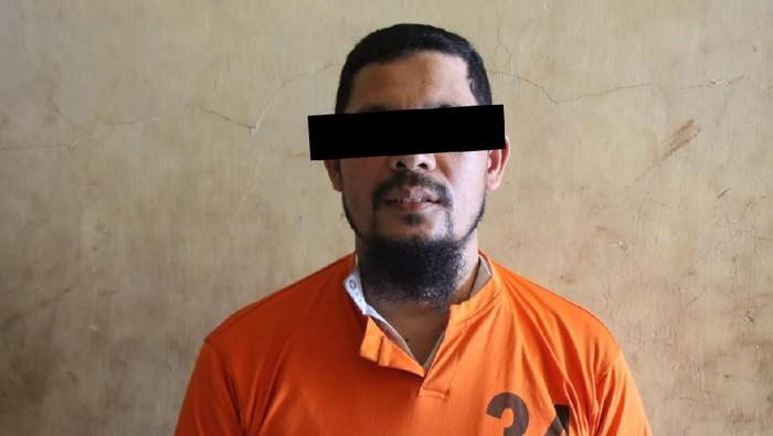 Tampang Eks Pimpinan FPI Aceh Tersangka Ajak Terobos Mudik Gara Gara Tak Suka Pemerintah.