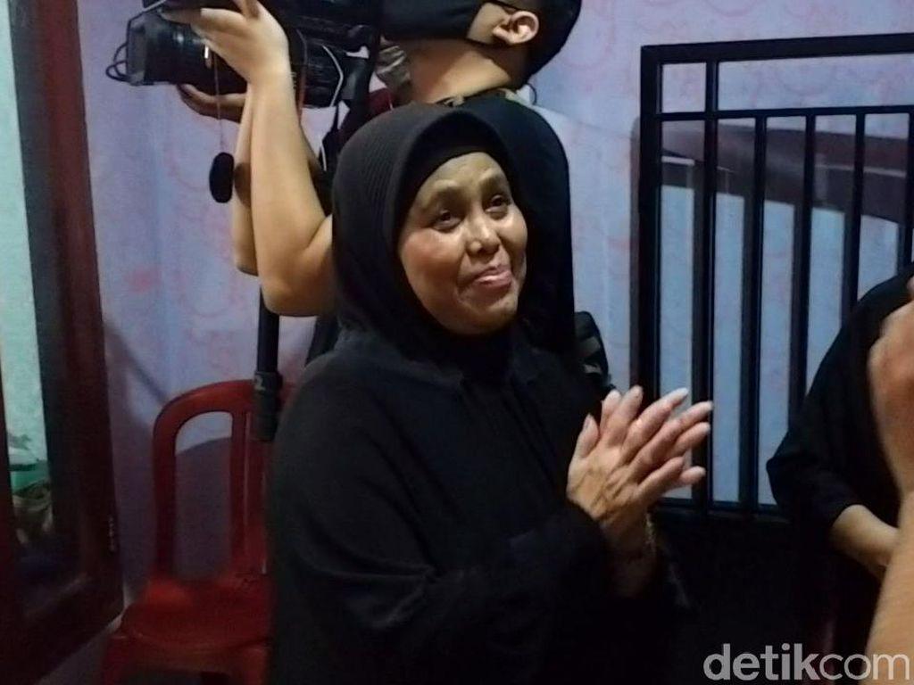 Sapri Pantun Meninggal, Ibundanya Lemas