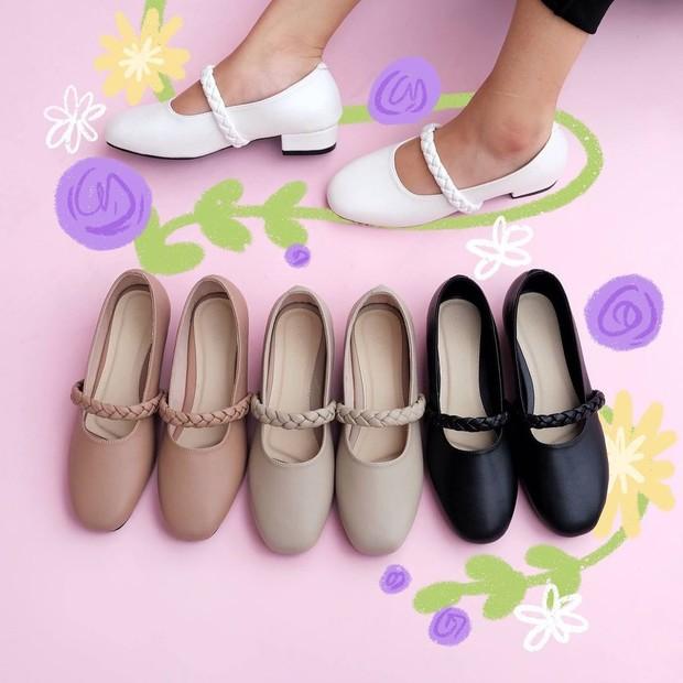 Sepatu untuk lebaran
