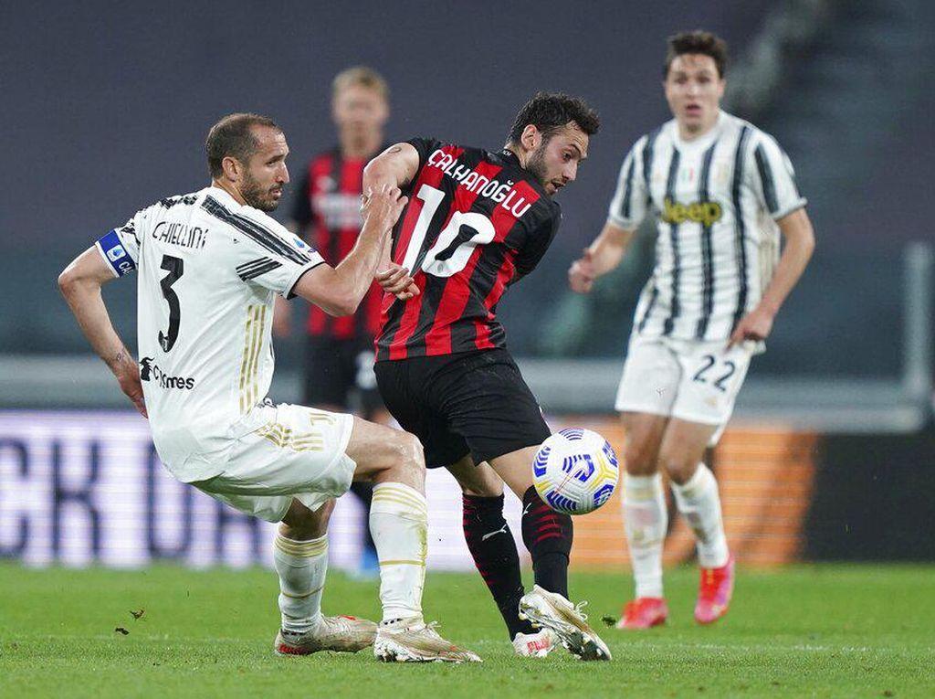 Juventus Vs Milan: 9 Fakta Kemenangan Rossoneri