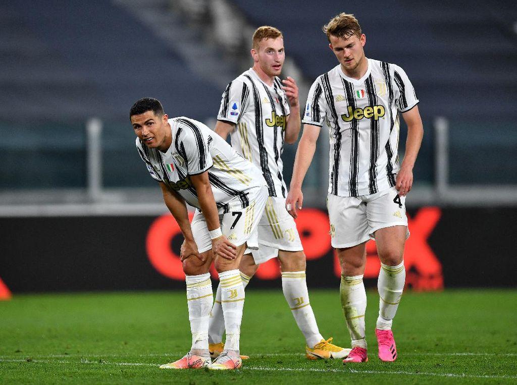 Akhir Monopoli Juventus