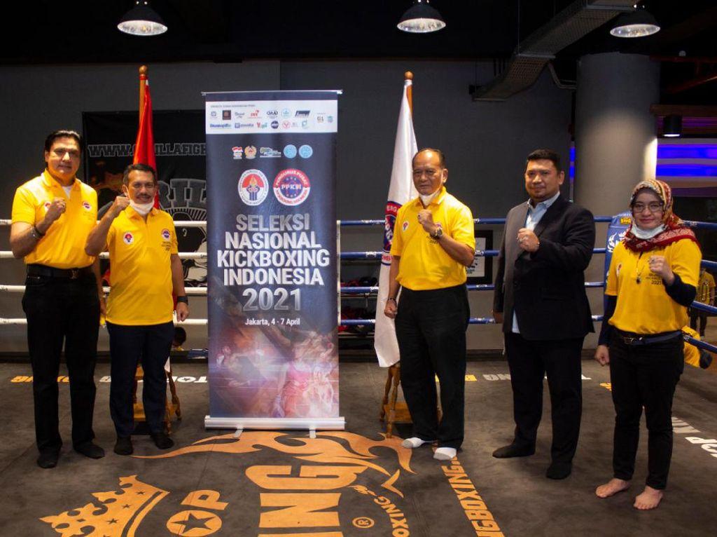 Kick Boxing Indonesia Bidik Emas di SEA Games 2021