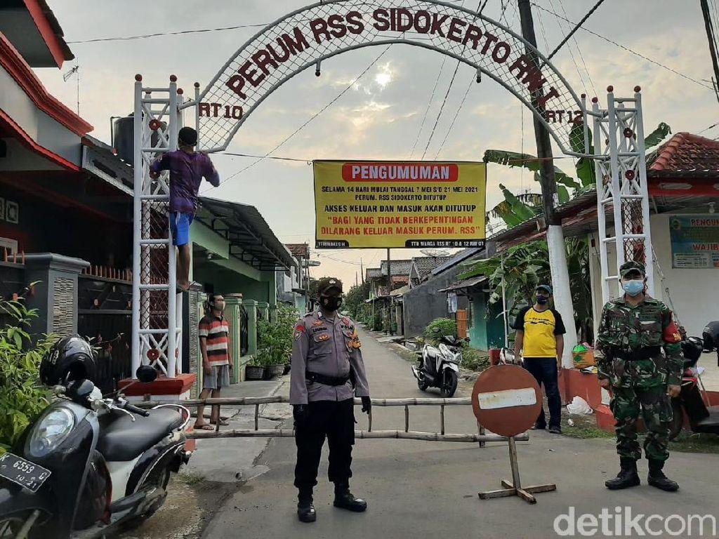 Sempat Lockdown, Kampung Klaster Tarawih di Pati Kini Dibuka