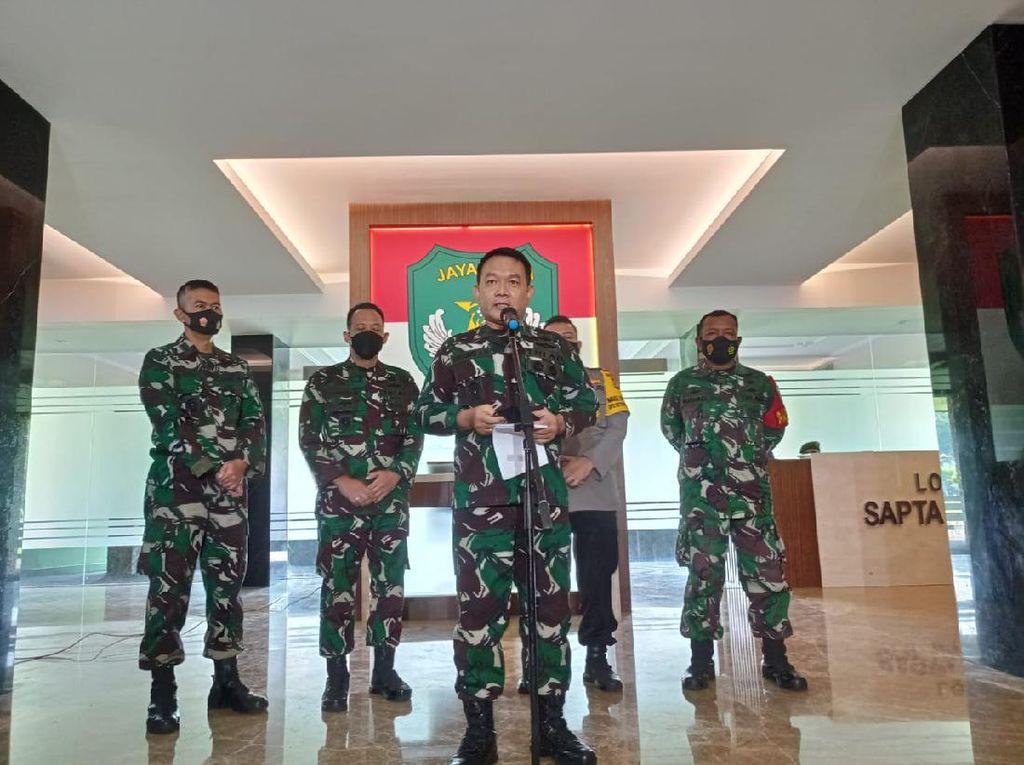 Pangdam Jaya: Debt Collector Tak Hormati Serda Nurhadi yang Tolong Warga
