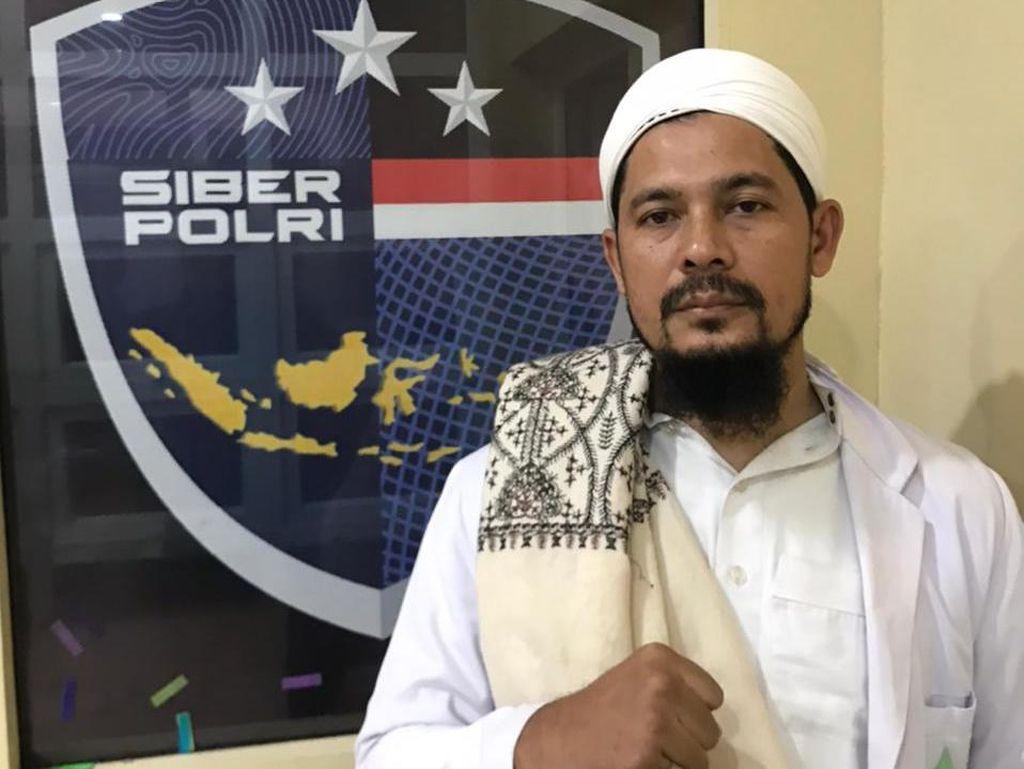 Pria Ajak Ramai-ramai Terobos Penyekatan Mudik Eks Wakil Ketua FPI Aceh