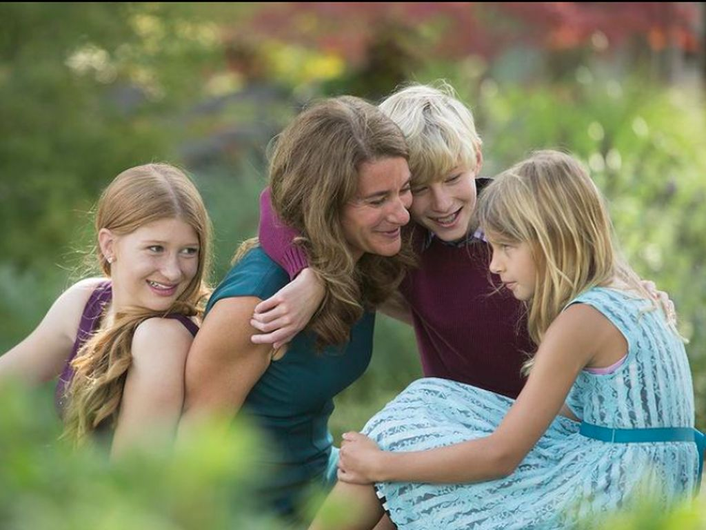Istri Bill Gates Diduga Tak Senang Anaknya Dapat Sedikit Warisan