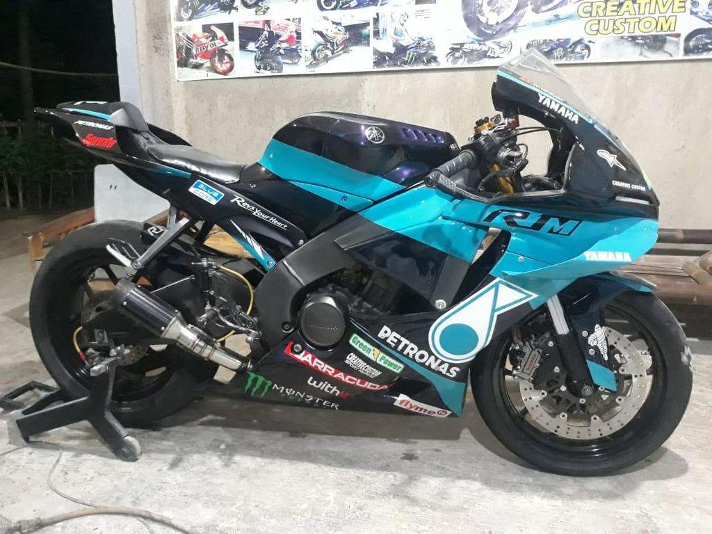 Cocok Buat Sunmori, Berapa Biaya Modifikasi Yamaha Vixion Jadi Motor MotoGP?