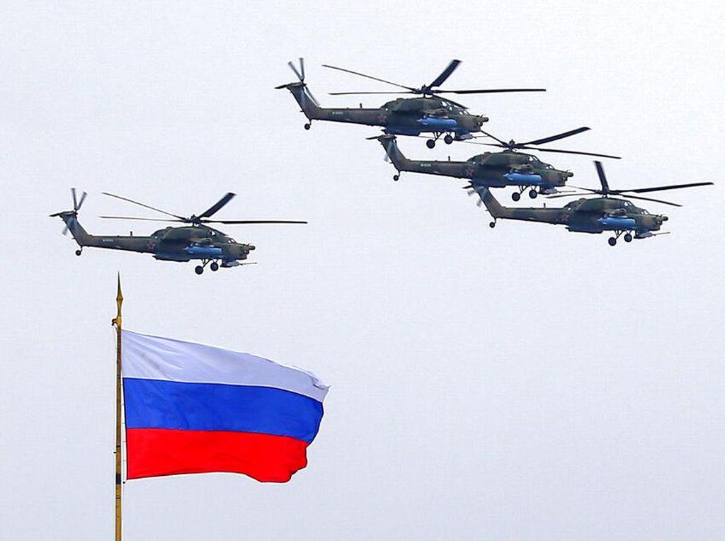 Rusia Keluarkan Dekrit, AS dan Ceko Sebagai Negara Tidak Bersahabat