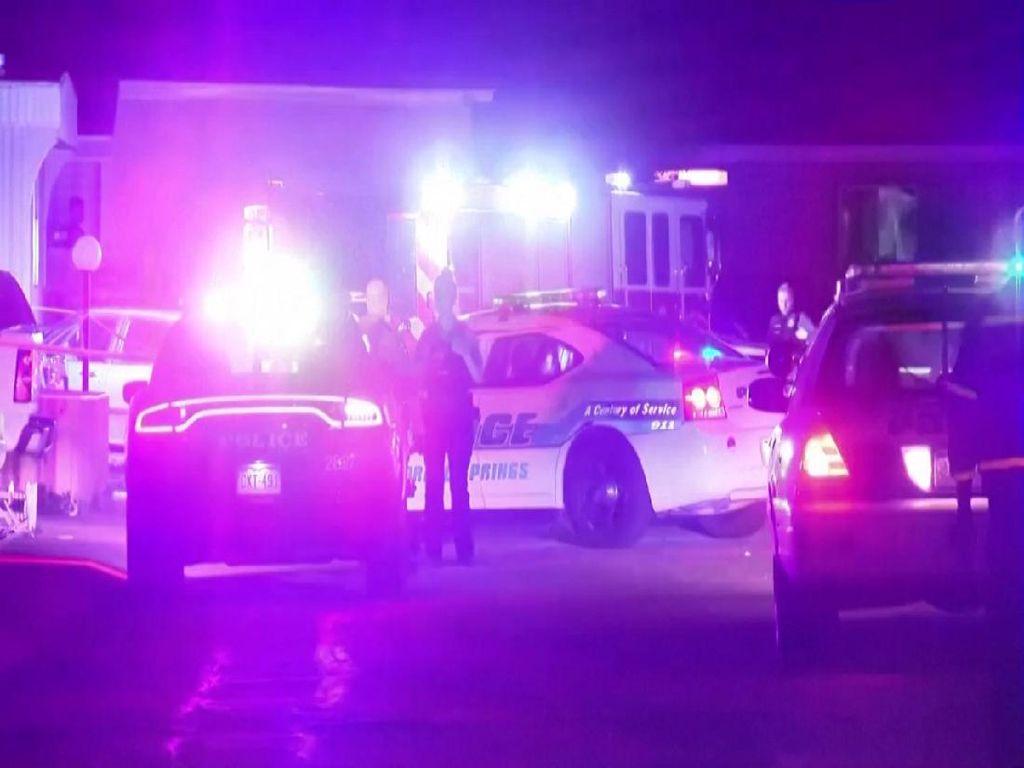 Penembakan Gemparkan AS Lagi Saat 6 Nyawa Jadi Korban
