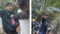 Jukir Liar Makassar yang Minta Bayaran Dobel-Rusak Mobil Ditangkap!