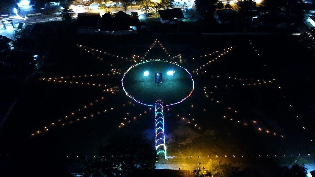 Tradisi Tumbilotohe, Festival Lampu Minyak di Gorontalo