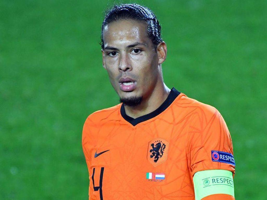 Ikut Belanda ke Euro 2020 atau Tidak, Semua Terserah Van Dijk