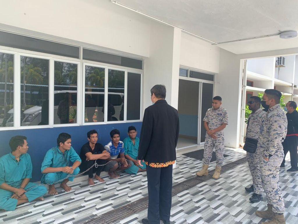 5 Nelayan Sumut Ditangkap Malaysia Lagi, Beruntung Tak Disanksi