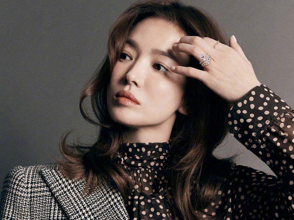 Sultan Sesungguhnya! Song Hye Kyo Beli Gedung Rp 250 M
