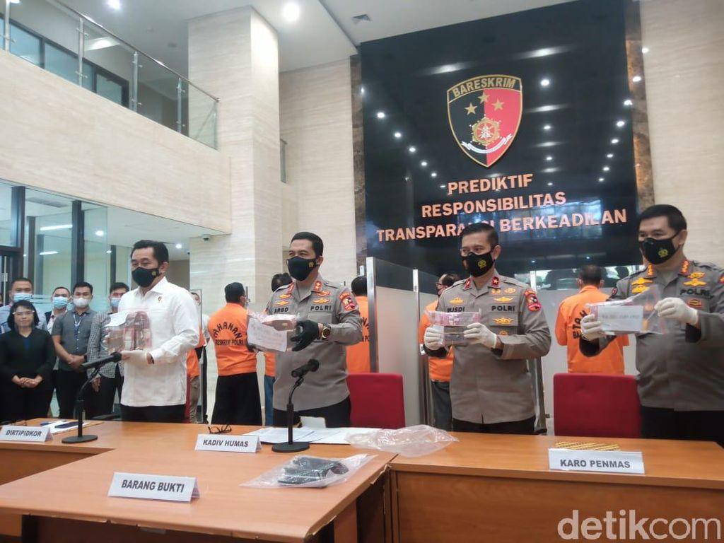 OTT Bupati Nganjuk, Kolaborasi Pertama KPK-Polri Tangkap Kepala Daerah