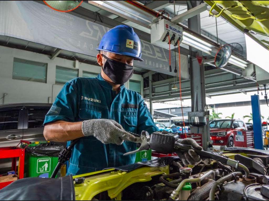 Tidak Siapkan Posko Mudik, Suzuki Pilih Sediakan Layanan Darurat