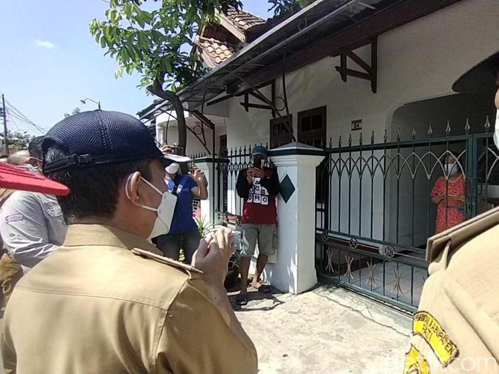 Pemkab Pati Jamin Logistik Korban Corona Klaster Tarawih Selama Isoman
