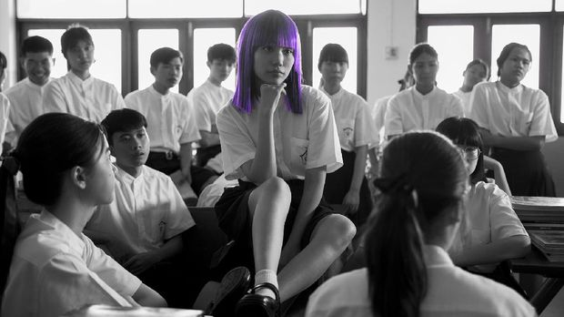 Girl From Nowhere 2dok. Netflix.
