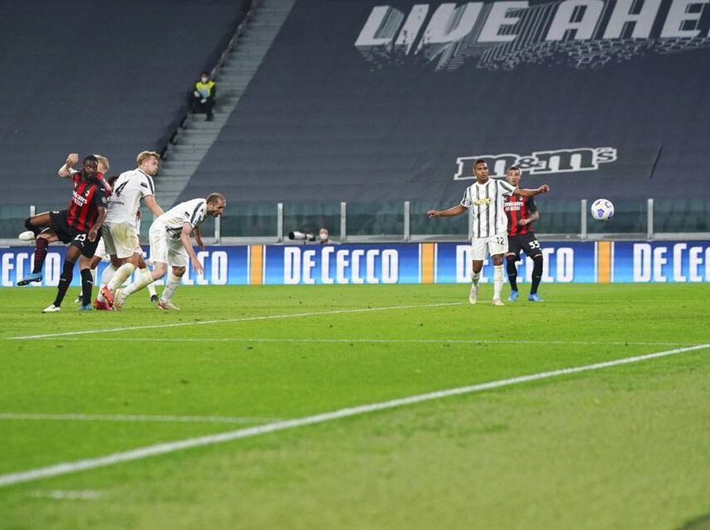Trezeguet Soal Kekalahan dari Milan: Pemain Juventus Kebingungan