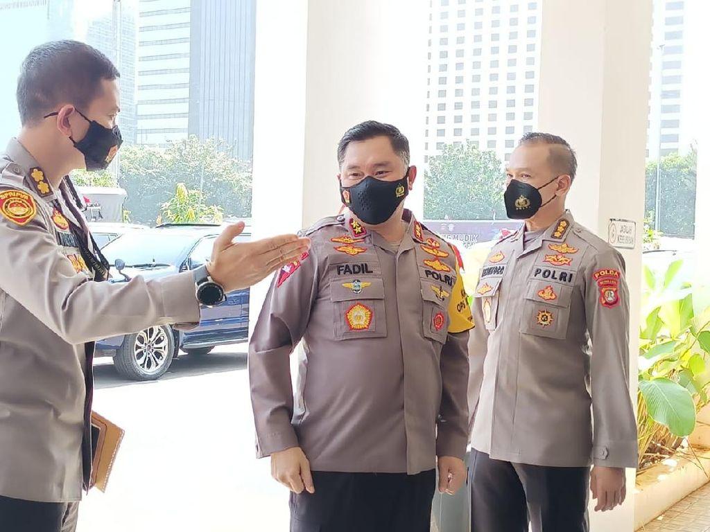 Kapolda Metro: 1,2 Juta Orang Tetap Nekat Mudik dari Jakarta Meski Dilarang