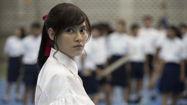 Karakter Yuri (Nink Chanya McClory) dalam Girl From Nowhere 2dok. Netflix.