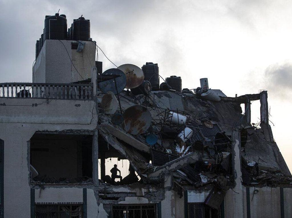 Cerita Warga Palestina Was-was hingga Sahur karena Takut Serangan Israel