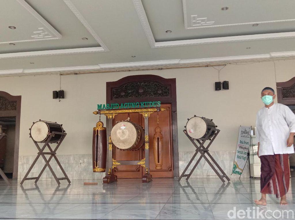 Masjid Agung Kudus Bakal Gelar Salat Id dengan Prokes Ketat
