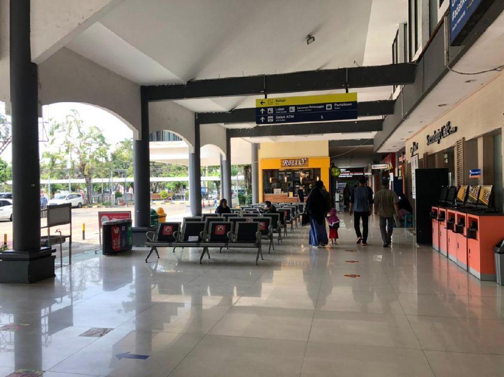 6 Hari, 240 Orang Ditolak Naik KA di Dua Stasiun Surabaya Saat Larangan Mudik